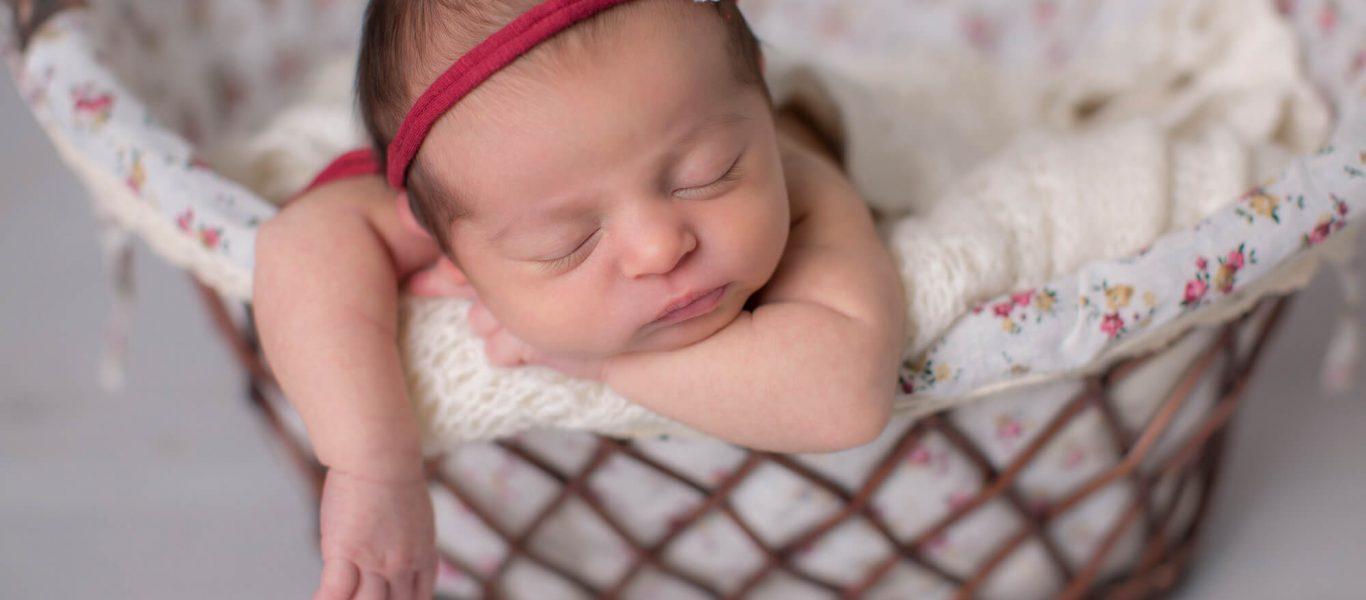 Servizio fotografico Newborn - Treia