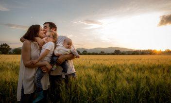 Servizio fotografico Family - Macerata